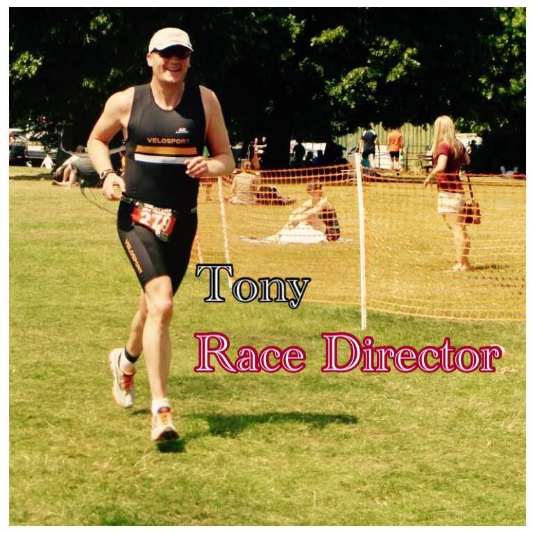 Tony Willesden Race Director