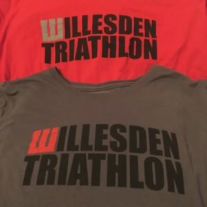 Willesden t-shirts